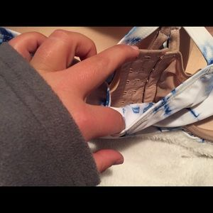 Cacique Intimates & Sleepwear - Bandeau Swim Bra